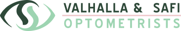 Valhalla & SAFI Optometrists New Site Logo
