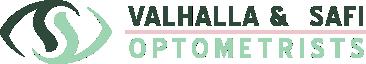 Valhalla & SAFI Optometrists New Site Logo